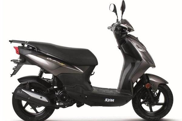 SYM MOTOR 50cc