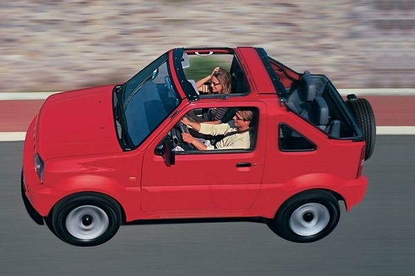 Suzuki Jeep JİMNY
