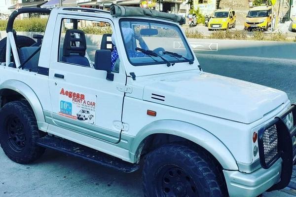 Suzuki Samurai Jeep
