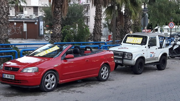 marmaris rent a car